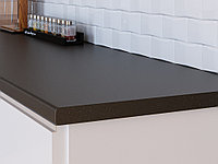 Столешница Бриллиант черный графит №1207/br