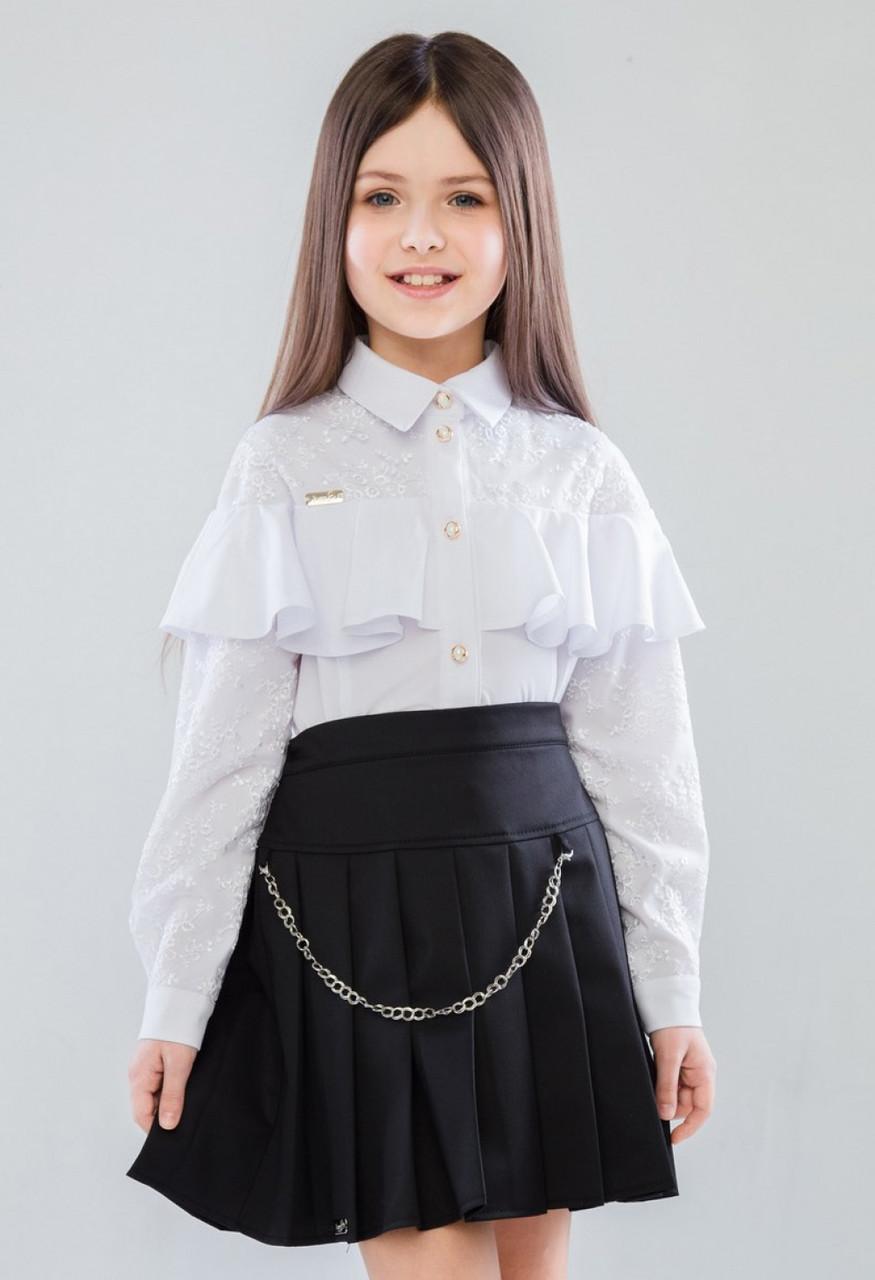 Школьная блузка для девушек