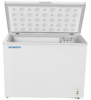 Морозильная камера Skyworth BD-218 WHITE белый