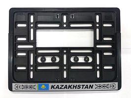 Рамка под номер квадратная KZ