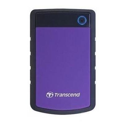Внешний жесткий диск 2,5 1TB Transcend TS1TSJ25H3P