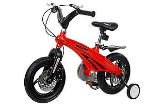 """Детский велосипед Miqilong GN - 12"""" Красный"""