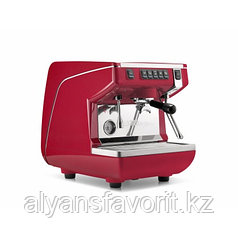 Кофемашина-автомат Nuova Simonelli Appia Life 1Gr V 220V red