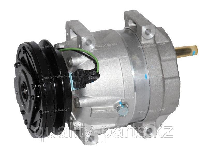 Компрессор кондиционера для гусеничного экскаватора Hyundai Robex R305LC-7.