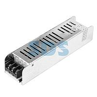 Источник питания компактный 12 V 80 W с разъемами под винт,  без влагозащиты (IP23)