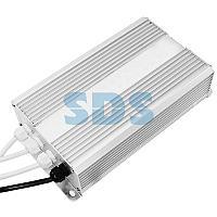 Источник питания тонкий 220 V AC/24 V DC 8,33 А 200 W с проводами,  влагозащищенный (IP67)