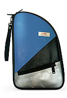 Чехол синий DOUBLE FISH для теннисной ракетки