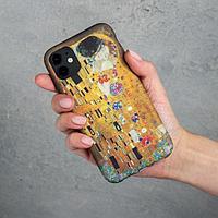 Чехол для телефона iPhone 11 «Поцелуй», 7,6 х 15,1 см