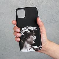 Чехол для телефона iPhone 11 pro max «Давид», 7,8 х 15,8 см