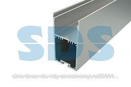 Профиль накладной алюминиевый 3567-2, 2 м REXANT