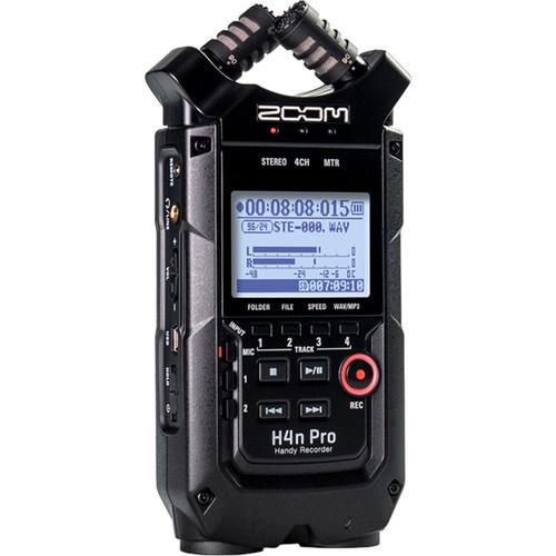 Рекордер Zoom H4n Pro - фото 1