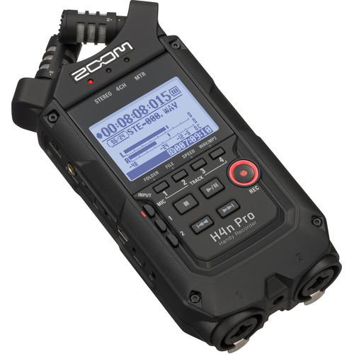 Рекордер Zoom H4n Pro - фото 2