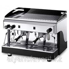 Кофемашина-полуавтомат C.M.A. Astoria Touch AEP/2 380V бордовая