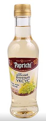 """""""Сэн Сой"""" Папричи - Уксус Винный натур. из белого вина 220мл"""