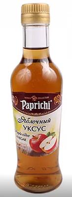 """""""Сэн Сой"""" Папричи - Уксус яблочный натуральный 220мл"""