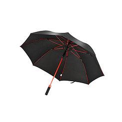 Зонт Hoco Hopeng Straight Golf Umbrella Black