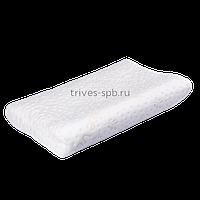 Подушка ортопедическая под голову, для детей от 3 до 8 лет TRIVES (Россия)