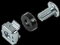 Набор закладных винтов-шайб-гаек (M6x12мм) 1 компл