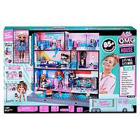 Lol Дом OMG Stage с куклой Uptown 577270