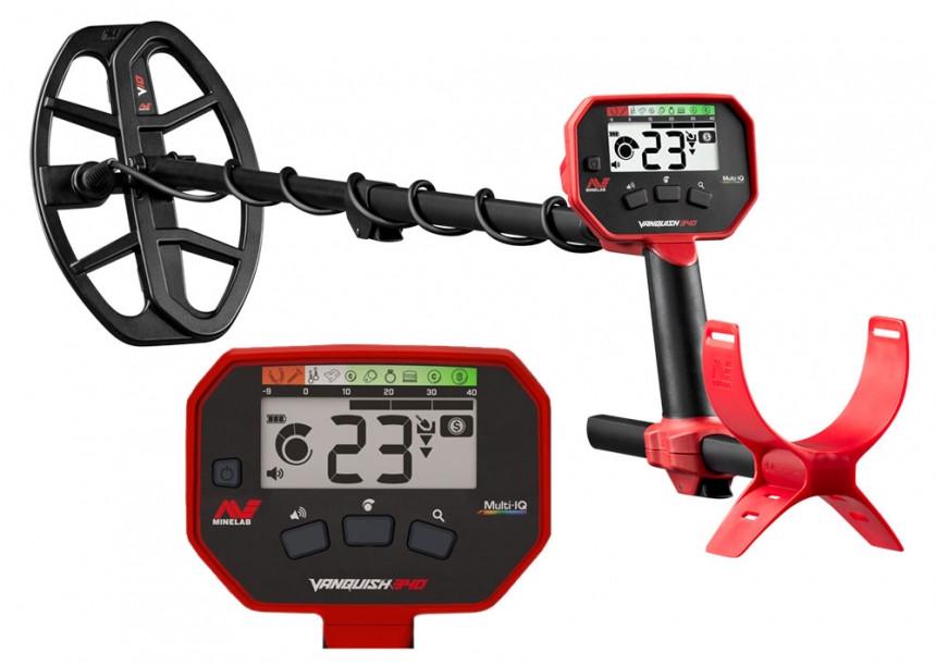 Металлодетектор Minelab VANQUISH 340
