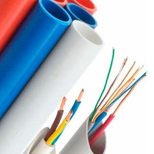 Труба ПВХ для прокладки кабеля 50 мм