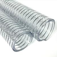 Шланг ПВХ армированный стальной проволокой 110 мм