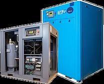 Винтовые компрессоры 22-37 кВт от 3,5 м3/мин до 8 м3/мин