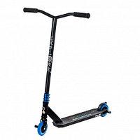Самокат трюковой Explore Spade Deluxe II black/blue