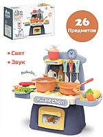 """Игровой набор """"Мини Кухня"""" серый (Pituso, Испания)"""