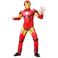 Детский карнавальный костюм «Железный человек», размер 30, рост 116 см