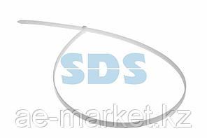 Хомут-стяжка кабельная нейлоновая REXANT 1020 x9,0 мм,  белая,  упаковка 100 шт.