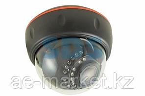 Купольная камера AHD 1.0Мп (720P),  объектив 2.8-12 мм. ,  ИК до 30 м.