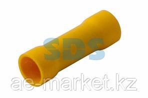 Соединительная гильза изолированная L-26 мм 4-6 мм² (ГСИ 6.0/ГСИ 4,0-6,0) желтая REXANT