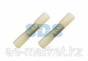 Соединительная гильза изолированная термоусаживаемая L-52 мм 4-6 мм² (ГСИ-т 6.0 / ГСИ-т 6,0-4,0) желтая