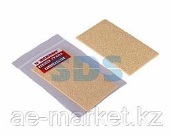 Губка для очистки паяльного жала 93x50 мм REXANT