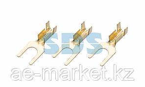 Наконечник вилочный REXANT 4.5 мм,  1-1.5 мм² (НВ 1.5-4)