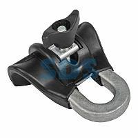 Поддерживающий зажим для изолированной несущей нулевой жилы без кронштейна PS 25-95-TE 16-95 мм², 22 кН