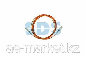 Оптический патчкорд MM SC/UPC-SC/UPC, simplex,  3м