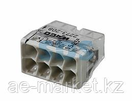 2273-208 Экcпресс-клемма,  8-проводная до 2,5 мм²,  (50 шт. /уп. ) WAGO