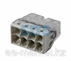 2273-248 Экcпресс-клемма с пастой,  8-проводная до 2,5 мм²,  (50 шт. /уп. ) WAGO