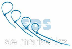 Хомут-стяжкa нeйлонoвая REXANT 150x2,5 мм,  синяя,  упаковка 25 шт.