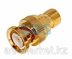 Переход гнездо F - штекер BNC GOLD PROCONNECT