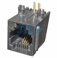 Rexant Модуль Keystone Jack RJ-12(6P4C),  FTP экранированный,  категория 3, на плату