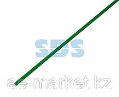 Термоусаживаемая трубка REXANT 2,5/1,25 мм,  зеленая,  упаковка 50 шт.  по 1 м