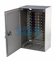 Rexant Коробка распределительная на 100 пар,  пластик с замком 320х215х75 мм