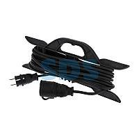 Удлинитель-шнур на рамке REXANT КГ 3х1.5, 10 м,  морозостойкий,  с/з,  16 А,  3500 Вт,  IP44 (Сделано в