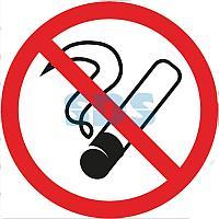 """Наклейка информационный знак """"Курить запрещено"""" 200х200 Rexant"""
