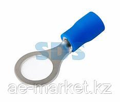 Наконечник кольцевой изолированный ø 8.4 мм 1.5-2.5 мм² (НКи 2.5-8/НКи2-8) синий REXANT