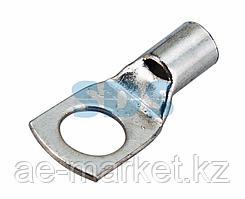 Наконечник кольцевой REXANT НК,  ø6.5 мм,  10 мм²,  ТМЛ (DIN) 10-6