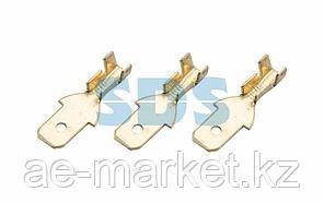 Клемма плоская штекер 4.8 мм 0,5-1.5 мм² (РП-п 1.5-(4.8)) REXANT